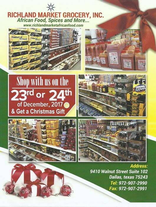 Richland African Foods
