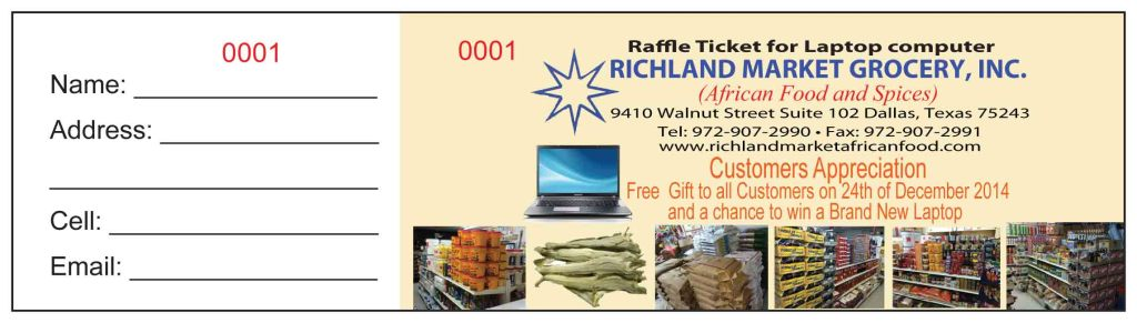 Register To Win a Laptop